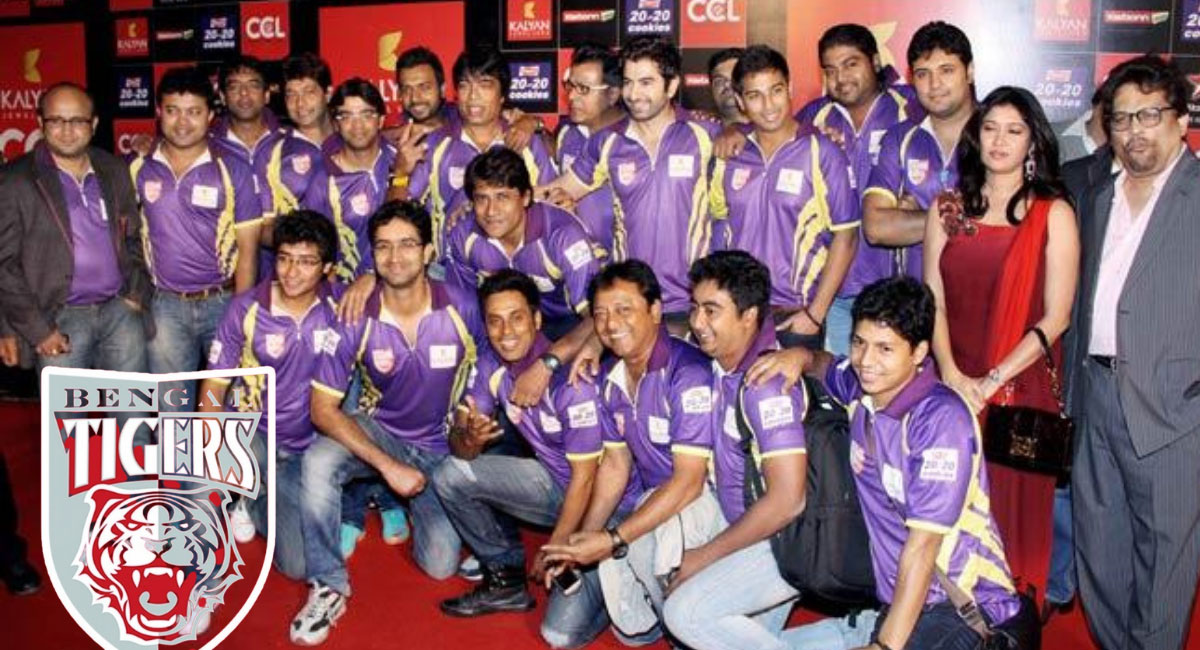 Whole Bengal Tigers Team