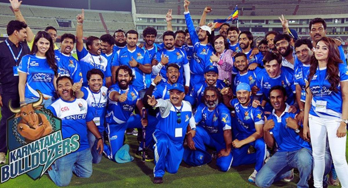 Whole Karnataka Bulldozers Team