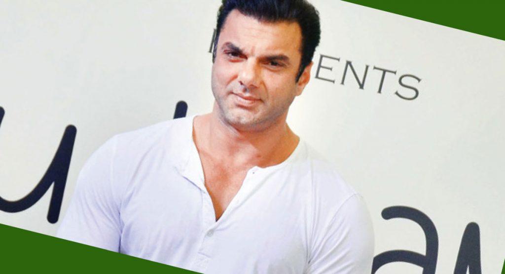 Actor, producer, and director Sohail Khan